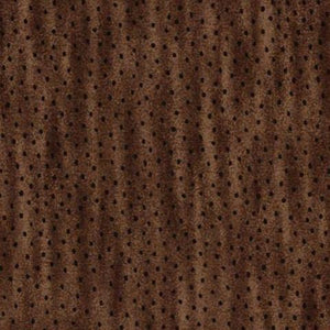Fabric - Blenders Quilters Basic Brown 338 Brown