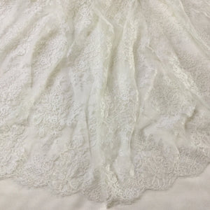 Fabric - Bridal Lace Anastasia Bridal Lace Ivory