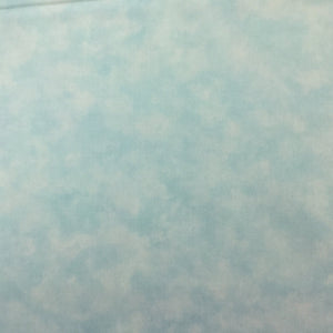 Fabric - Blenders Marble Mist Blue