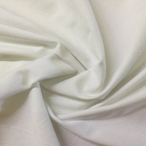 Fabric - Bridal Crepe French Crepe White White