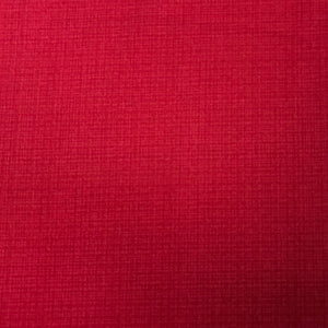 Fabric - Blenders Colour Weave Red Red