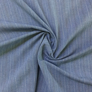 Fabric - Cotton American Country 18th Yarn Dye Blue