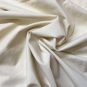 Fabric - Patchwork Quilters Muslin Cream