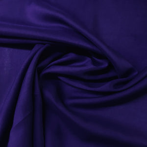 Fabric - Rayon/Viscose Rayon Purple Purple