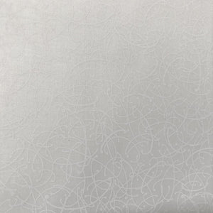 Fabric - Blenders Rambings 12 Swirls White