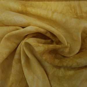 Fabric - Linen Shockwave Summer Yellow