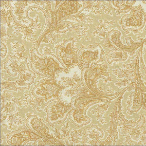 Fabric - Quilt Backing Malabar Beige Beige