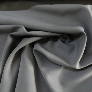 Fabric - Basics Mechanical Stretch Silver