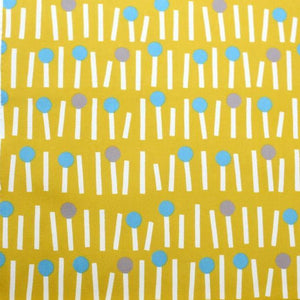 Fabric - Cotton Onnela Mustard Yellow