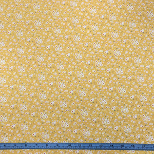 Fabric - Cotton Bela Yellow