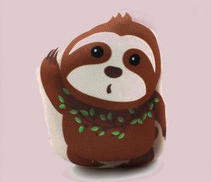 Haby - Sewing Gifts Pin Cushion Sloth Brown