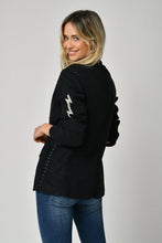 Load image into Gallery viewer, Brenda Jacket Black
