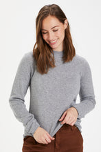 Load image into Gallery viewer, Cu Alaia Turtleneck Grey