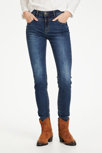 Cusasia Slim Jeans Blue Denim