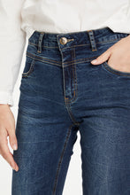 Load image into Gallery viewer, Cusasia Slim Jeans Blue Denim