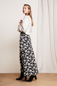 Bobo Skirt Black & White