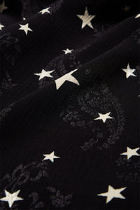 Hall Coco Skirt Starry Night Black & White
