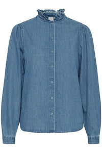 Ichi Dantan Shirt Blue Denim