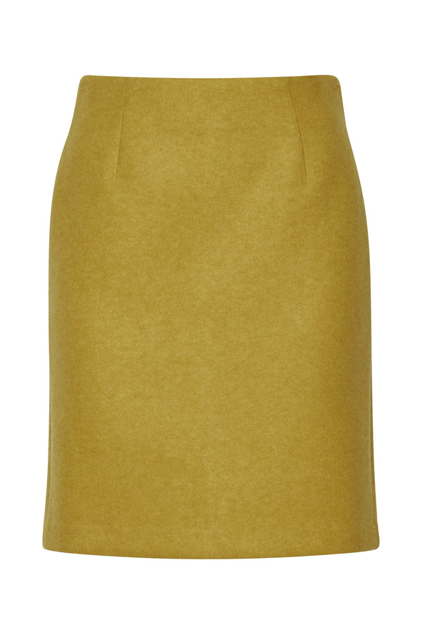 Ihinga Skirt Olive Green