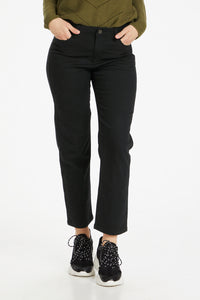 Kavicky Straight Jeans Black