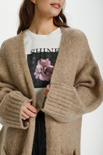 Load image into Gallery viewer, Ka Julita Knit Cardigan Beige