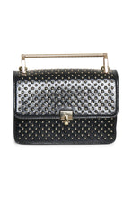 Load image into Gallery viewer, Djess Kb Studded Bag Black