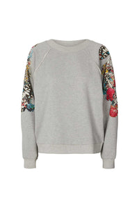 Tate Sweater Grey