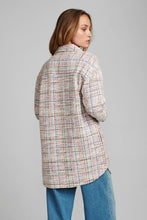 Load image into Gallery viewer, Nucela Overshirt Blue