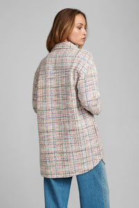 Nucela Overshirt Blue