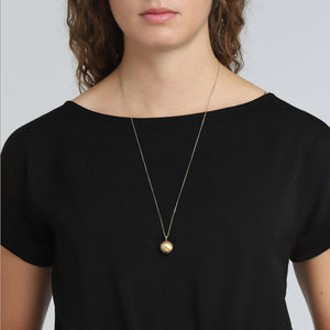 Necklace Berta Gold Plated Gold