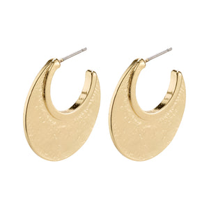 Earrings Empathy Gold Plated Gold