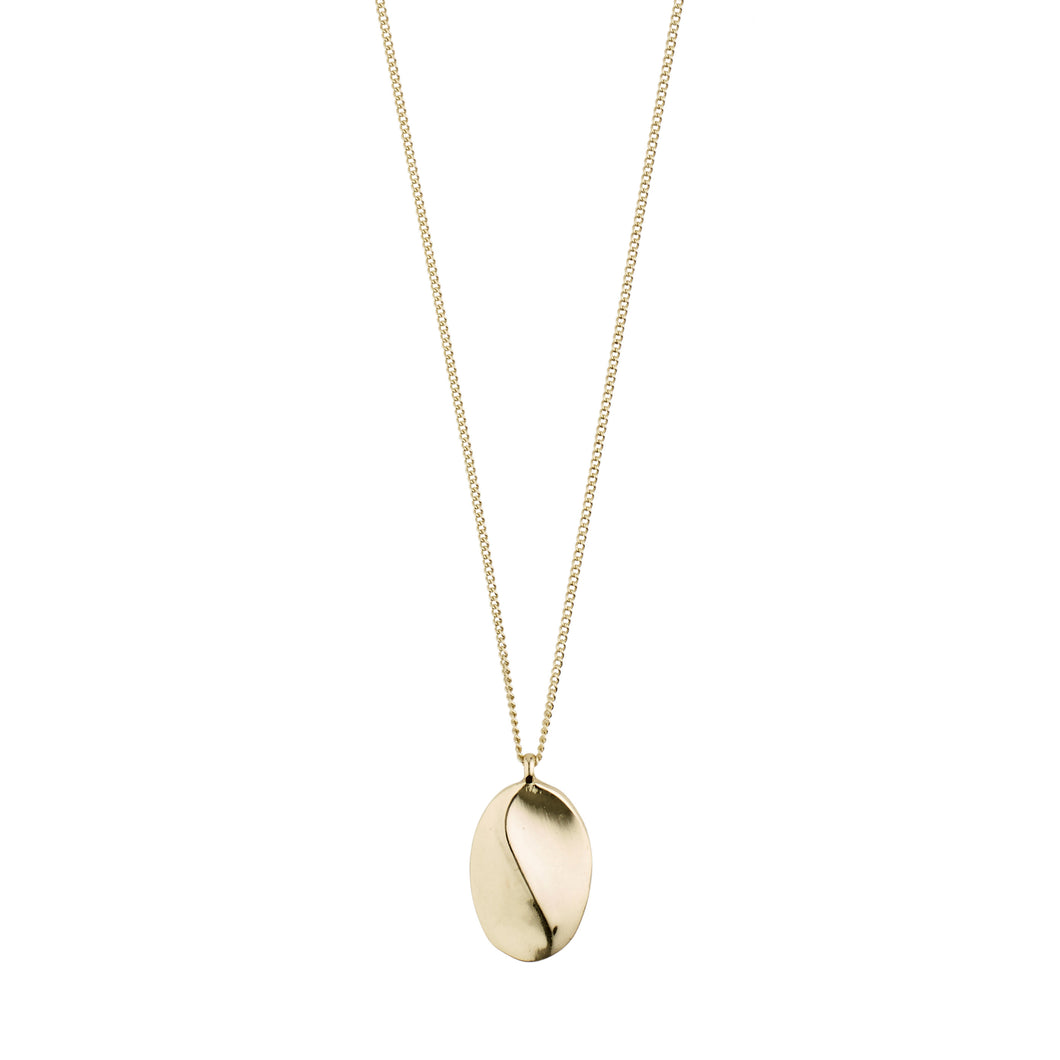 Necklace Mabelle Gold Plated Gold