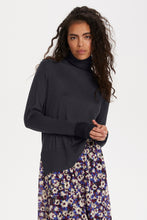 Load image into Gallery viewer, Silky Rollneck Pullover Lilac