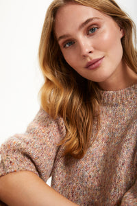 St Felice Chunky Knit Multi Coloured