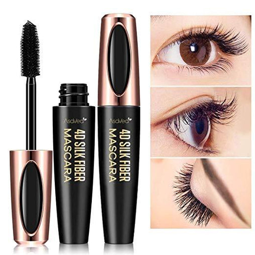 Thick Mascara Curling Make Up Waterproof (Black)