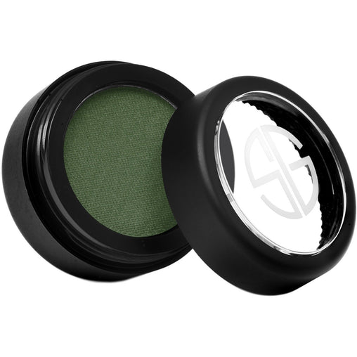 BLACK EMERALD SATIN EYESHADOW