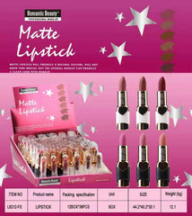 Heart Seeker Matte Lipsticks - Nude