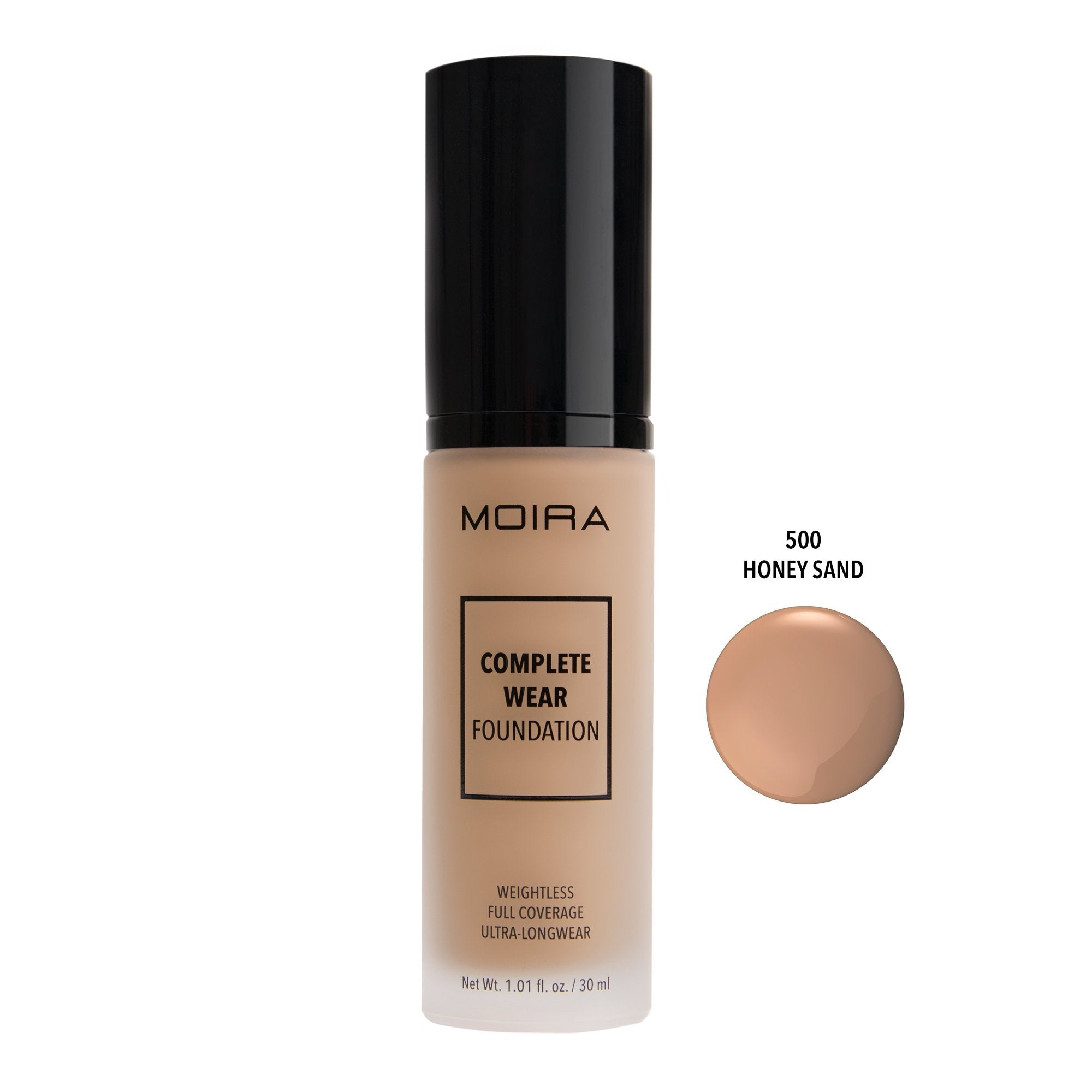COMPLETE WEAR FOUNDATION - 500 Honey Sand