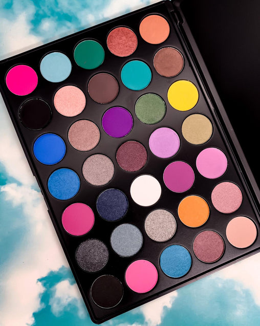 Unicorn High Pigment Eyeshadow Palette