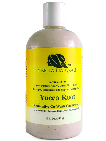 Yucca Root Restorative Cleansing Conditioner