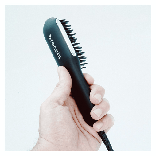 Brocchi Hot Air Straightening Brush