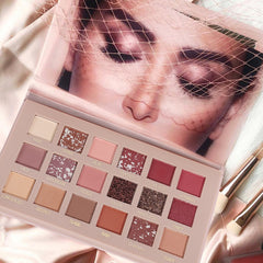 18Colors Nude And Shimer Eyeshadow