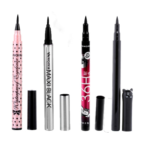 NEW Cat Style 1Pc Black Waterproof Eyeliner - powermakeup