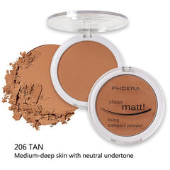1 PC Face Matte Powder