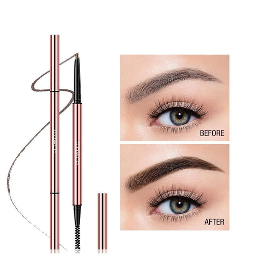 Ultra Fine Triangle Eyebrow Pencil - powermakeup