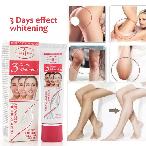 3 Days Effect Whitening Body Creams - powermakeup