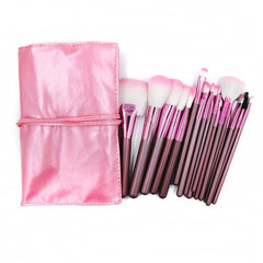 22PCS Fashion Style Makeup Brushes - powermakeup