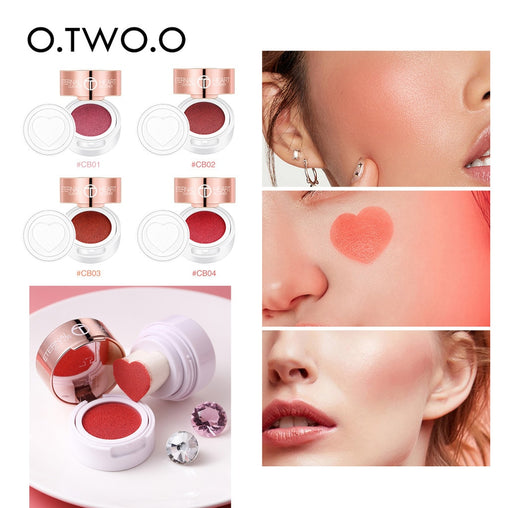 O.TWO.O Cute Makeup Blushes