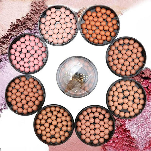 1PC 3 In 1 Blush Eyeshadow Contour