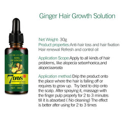 7 Days Pure Ginger Essential Oil